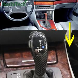 LED manopola del cambio Shifter Leva per BMW 1 3 5 6 serie E90 E60 E46 2D 4D E39 E53 E92 E87 E93 E83 E89 X3 Accessori automatica