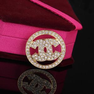럭셔리 디자이너 Pinsfor 여성 패션 브랜드 브로치 새로운 2020 핫 판매 다이아몬드 브로치 공장 직접 판매를 브로치