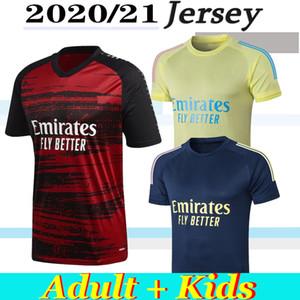 아르센 사전 게임 교육 정장 축구 유니폼 2021 SAKA PEPE NICOLAS 세발 로스 GUENDOUZI (20) (21) 세 번째 포수 전 경기 남자 축구 셔츠