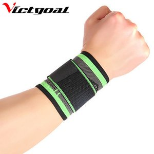 VICTGOAL Wrist Support Sports Wristband Elastic Wrist Bandge Sport Band Gym Brace Protector Volleyball Plam Wristlet