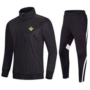 Véritable betis Top exécutant veste pour hommes Veste de loisirs Entraînement de vêtements de sport en plein air Jogging Wear Wear Tracksuts adultes