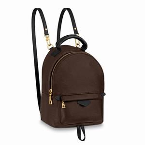 Herren / Womens PU-Leder Mini Rucksäcke Schultasche Springs Damen Taschen Reisetaschen Brustpack Vintage Alte Blumen Leinwand Taschen