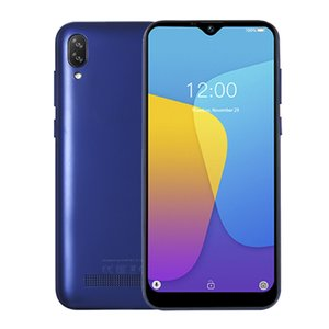 Chegada nova 6,7 polegadas 3G WCDMA Quad Núcleo MTK6580 1GB RAM 16GB ROM 12.0MP Câmera Face ID Android 8.0 FHD Smartphone