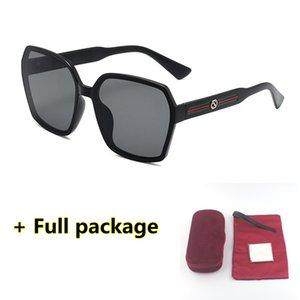 Nova 1348 Square Frame Sunglasses Multicolor Designer Sun Glasses Hot Sale Marca Eyewear incluem Red Original Box grátis