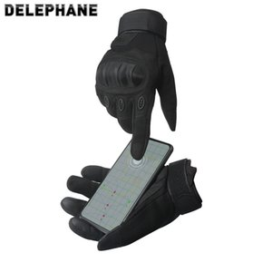 Male Winter Tactical Gloves Touch Screen Hand Gloves Men Women Full Finger Military Army Glove Motorcycle Motorbike Driving C0926
