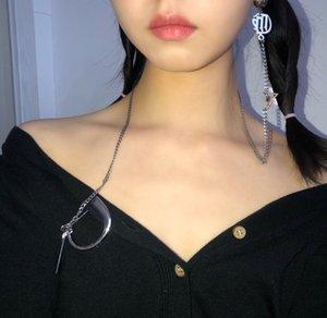 brincos e carta tudo-em-um colar broche para as mulheres YqY16 especial em forma e carta de brinco Brincos e pregos ouvido Special-s o9ZDp