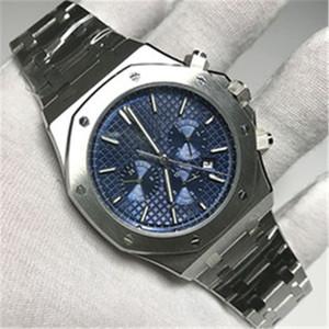 Automatic mens orologi di lusso meccanici Reale Oaks orologi a carica automatica Designer Masculino tutti i quadranti sub funziona da polso