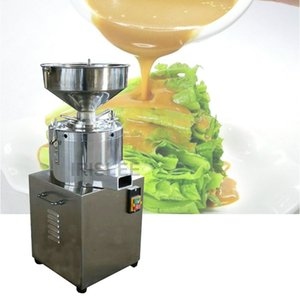 220v di alta qualità e multifunzionale Lega di alluminio acciaio inox di arachidi making burro di macchina Peanut Butter Grinder