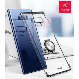 Huawei P20 Lite (Nova 3e) için pro Huawei P20 için Lüks Xundd Metal halka tutucu telefonu Case For samsung galaxy Not 9 8 S9 Artı s8 + vaka Çapa