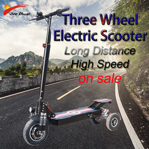 Three Wheel Electric Scooter 1000W 48V Battery Long Distance Electric Scooters Adults Patinetes Electricos Scooter Electrique