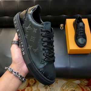 Alta versione nuova personalità messa in vendita Mens selvatici pattini casuali, modello superiore qualità di stampa piatto Mens fondo Casual Shoes formato 38-44 0003