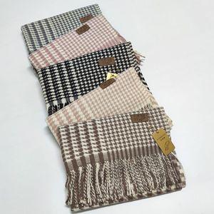 2020 Thousand Cashmere Scarf Women Winter Warm Shawls And Wraps Design Print Bufanda Thick Blanket Scarves Hijab