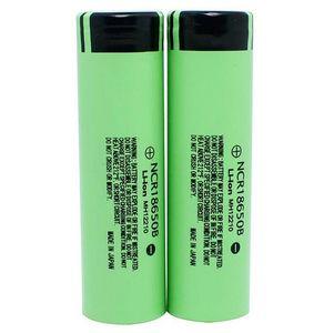 50PCS 18650 batteria al litio ricaricabile vapes Batterie IMR qso NCR 35A MAX di scarico per sigaretta Mod Scooter Sanyo ebike Disponibile