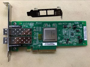 QLE2562-HP 489191-001 AJ764A AJ764-63002 8 Gb FC cartão de fibra original utilizado 90% novo