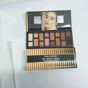 Eye Cosmetic Born This Way The Natural Nudes Paletten 16 Farben-Augen-Schatten-Schimmer Matt Makeup Lidschatten-Palette
