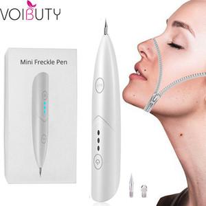 Plug-in-Laser Mole Tattoo Sommersprossen entfernen Pen Sweep Spot-Mole entfernen Warze Corns Dark Spot Remover Salon Face Beauty Hautpflege-Maschine