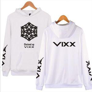 K POP K POP KPOP VIXX ed Up Women Hoodies Sweatshirt N HONGBIN LEO RAVI HYUK KEN Long Sleeve Fleece Hooded Jacket