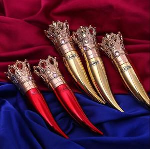 Dropshipping UCANBE Marque Velvet Matte Lipstick luxe Reine Couronne Crème Stick Lèvres Douceur Rose nue maquillage waterproof cosmétiques Lasting