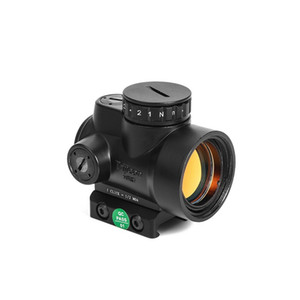 Trijicon MRO Style Holographic Red Dot Sight Optic Scope Tactical Gear Airsoft With 20mm Scope Mount For Hunting Rifle