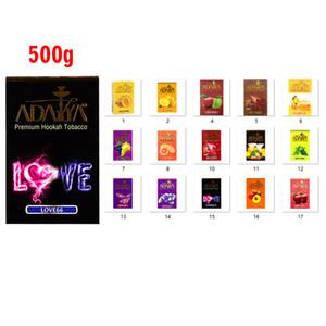 500g Adalya-Aromen Raucher-Tool für Huka-Frucht-Serie Hukahn-Zubehör Importieren Sie mehrere Aroma-Tibetan-Räucherstäbchen für die Hukah-Bar