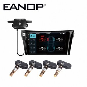 EANOP D100 TPMS Android DVD Player Real-time Auto Motorcycle Tyre Pressure Bar Psi Car diagnostic xErN#