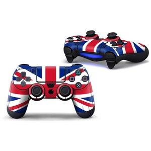 소니 PS4 진동 조이스틱 게임 패드 게임 컨트롤러에 대한 OEM 디자인 게임 컨트롤러 장식 역 PS4 스티커 플레이