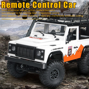New 2.4G 4WD 1:12 Remote Control Car Rock Crawler RC Truck Buggy Off-Road Auto Toy For Children Christmas Birthday Gift