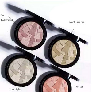 Factory Direct !! Makeup Ana ILLUMINATOR professionelles Gesicht Pressed Powder 4 Farben 9g / 0,32 Unzen