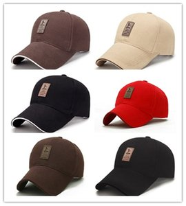 Age season contracted business baseball cap man outdoor sun hat cotton leisure hat golf hat