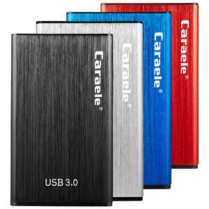 Metal Thin HDD External Portable Hard Drive Storage Capacity Disco Duro Portatil Externo for PC Mac