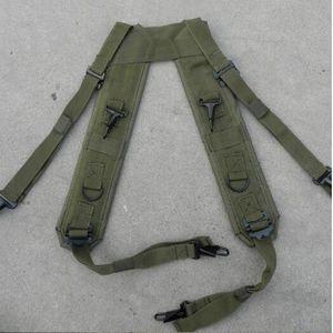Y-tipo multi-funzionale tattica Sospensione Strap Con fotografica Props quattro punti croce portante Belt