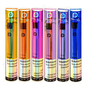 Posh Plus XL Disposable Device Vape Pen Pods Starter 650mAh Battery 5ml Cartridges Vs Puff Plus XTRA Flow with high quality