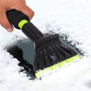 Многофункциональный снег лопата Сноуборд автомобилей Snow Ice Remover Emergency Auto Tool 57BA HzgR #