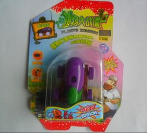 식물 VS 좀비 가지 전차 플라스틱 장난감은 장난감을 촬영