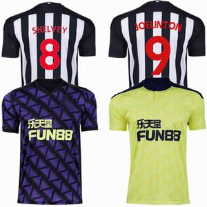 2020 2021 NUFC HAYDEN SCHAR Joelinton LASCELLES CARROLL RITCHIE GAYLE Fußball-Trikots zu Hause weg 3. 20 21 T-Shirt Männer + Kids Fußball-Kit