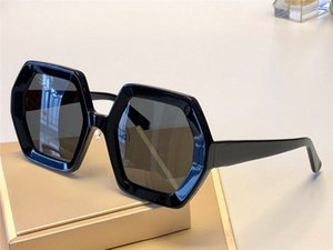 New fashion designer women sunglasses 0708 square frame function popular simple generous catwalk style top quality uv400 protective eyewear