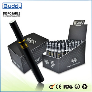 Original Ibuddy DS80 Disposable Bud E Cig Vape Pen 170mAh 0.2ohm Budtank Empty Vape Pen Syringe Injection DIY Device