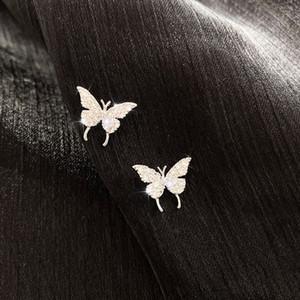 Fashion Korea Style Luxury Zircon Butterfly Ear Cuff 2020 New Cute Women Girl Earrings Butterfly Ear Clip Ear Jewelry Female