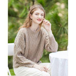 GareMay Sweters Kadınlar Invierno 2020 sueter Mujer Örme Triko Kışlık Giysiler Kadınlar Kazak kaşmir kazak