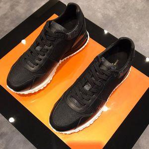 Fuja SNEAKER 2020 New Season Fashion Luxo Homens sapatos casuais Designer Homens Sneakers de alta qualidade sapatos respirável Men tênis C03