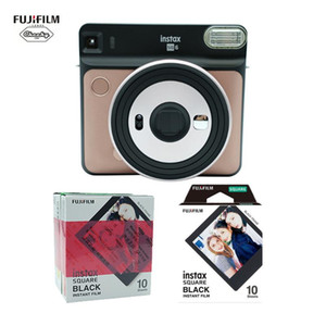 2020 NOVO Instax SQ6 instantâneo Film Camera para Instant Photo Camera Film Foto 3 cores Fuji