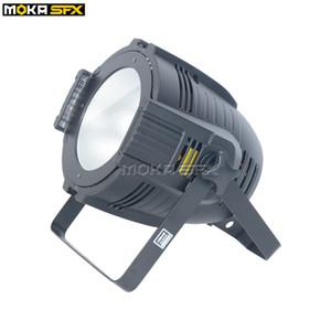 MOKA 무대 조명 COB 파 빛 200W LED DJ 효과는 이벤트 콘서트 LED COB 무대를 위해 화이트 / 차가운 흰색 COB 파 DMX 디스코 빛을 따뜻하게