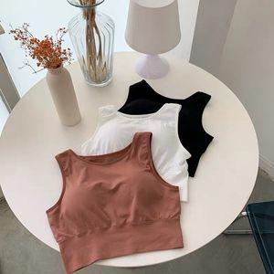 vhNGG Pear matching -matching sleep bra strapless Base Shoulder wireless shoulder front strap wrap yoga strap sports base strapped vest