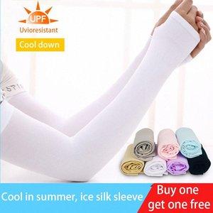 2ubs Kol kol mangalar para güneş buzun kollu kış Calentadores sürme UV kollu brazo brazo kol koruyucusu 7vmt #
