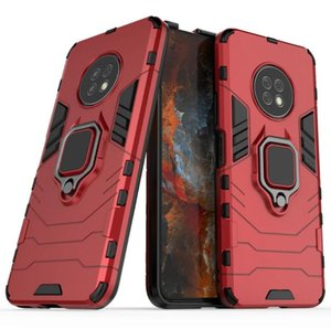 For Huawei Honor Enjoy 20 Plus Case Loop New Colorful Rugged Combo Hybrid Armor Bracket Impact Portable Cover For Huawei Enjoy 20 Plus