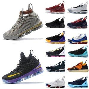 2020 novo James 16s tênis de basquetelebron 16 Homens Tribunal exterior formadores sneakers chaussures esportes sapatos tamanho 40-46 2kFl #