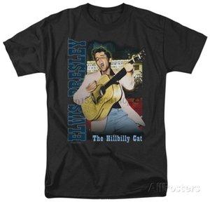 Elvis Presley - Memphis T-shirt - Noir