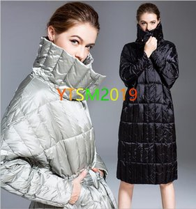 Down coat for ladies Scarf collar down jacket Outdoor Warm Feather Windbreaker Warm clothing down wear