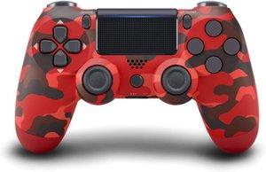 22 cores controladores sem fio Bluetooth 4.0 Gamepad Gamepad para Dualshock 4 Joystick Jogo Play station para o jogo transporte por atacado e queda