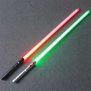amazon TOP Schwerter Stern Cosplay Lichtschwert Wars-Spielzeug-LED Lichtschwert Laserschwert schallemitierenden Licht Spielzeug Weihnachten Geburtstags-Geschenk für Kinder